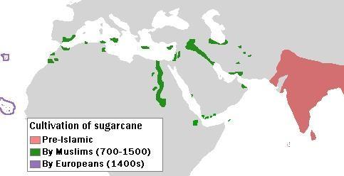 sugarmap