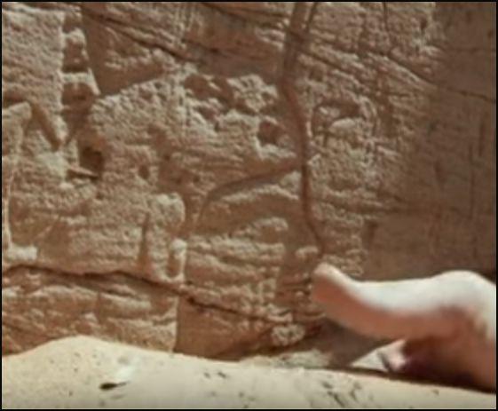 Mut Tribal Scars Jebel Barkal