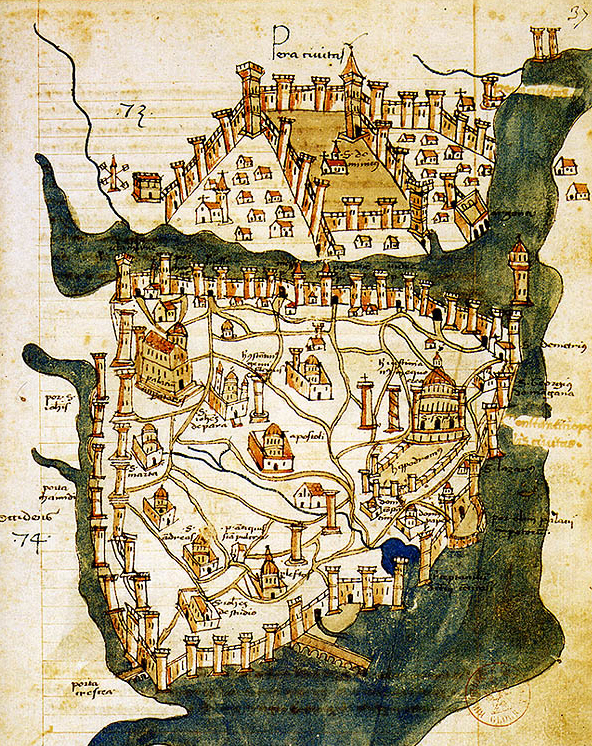 map_of_constantinople_28142229_by_florentine_cartographer_cristoforo_buondelmonte